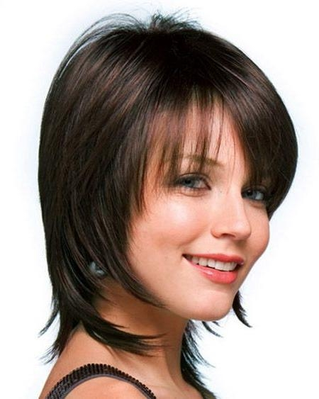 Best 25+ Short Trendy Hairstyles Ideas On Pinterest | Short Bob Within Latest Short Hairstyles For Ladies (View 10 of 15)