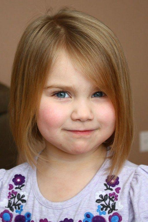 Best 25+ Toddler Girl Haircuts Ideas On Pinterest | Haircuts For With Baby Girl Short Hairstyles (View 7 of 15)