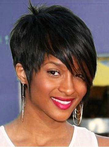Best 6 Pictures Of Short Quick Weave Hairstyles | Easy Women With Regard To Short Weaves For Oval Faces (View 4 of 15)