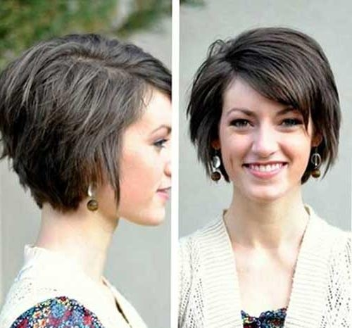 Best Bob Haircuts For Oval Faces | Bob Hairstyles 2017 – Short Inside Short Bobs For Oval Faces (View 3 of 15)