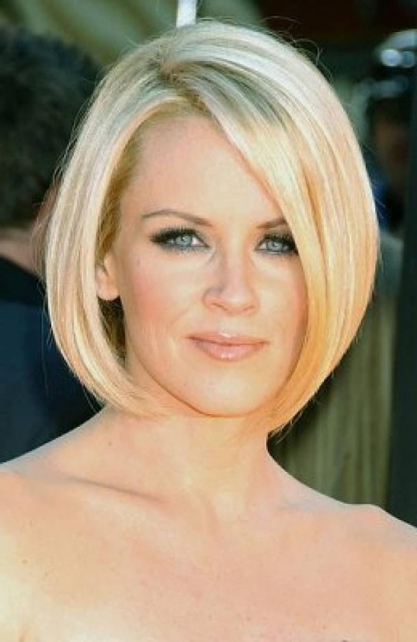Best Hairstyles For Oval Faces – Hairstyles Pertaining To Short Bobs For Oval Faces (View 12 of 15)