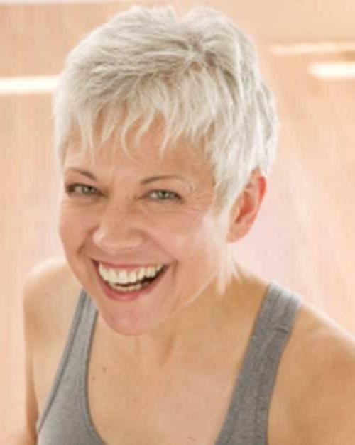 2019 Latest Short Hairstyles For Over 50s