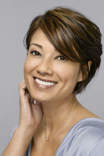 Best Short Hairstyles For Over 50s Inside Short Haircuts For Over 50s (View 10 of 15)