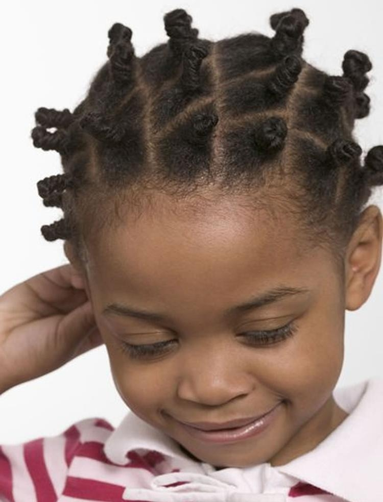 Featured Photo of Black Little Girl Short Hairstyles