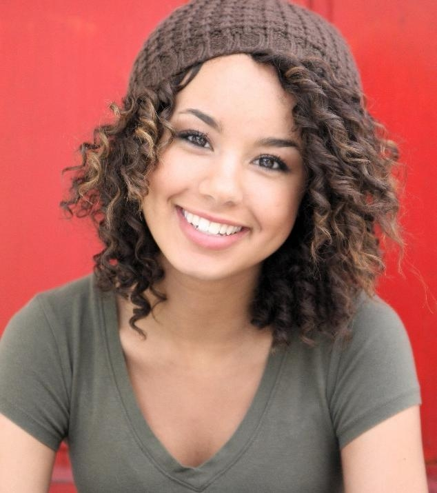 Black Short Curly Hair Tumblr With Short Curly Hairstyles Tumblr (View 10 of 15)