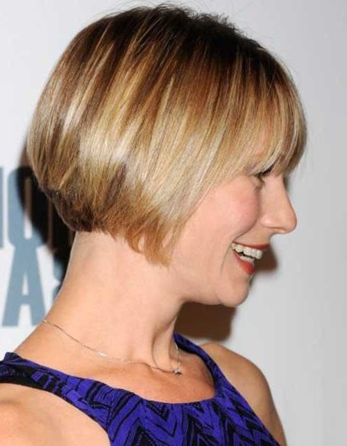 Bob Cuts For Fine Hair | Short Hairstyles 2016 – 2017 | Most In Cute Short Haircuts For Fine Hair (View 13 of 15)