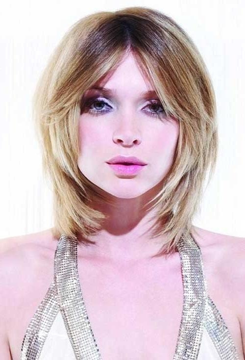Bob Cuts For Round Faces | Short Hairstyles 2016 – 2017 | Most With Short Hair For Round Chubby Face (View 10 of 15)
