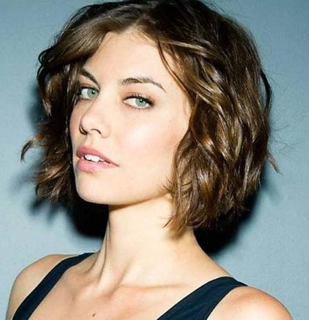 Brunette Short Hairstyles | Hair Style And Color For Woman For Short Hairstyles For Brunette Women (View 10 of 15)