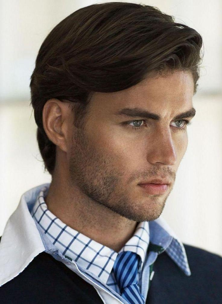 Cool And Chic Medium Hairstyles For Men | • Hotties • | Pinterest Regarding Short To Medium Hairstyles For Men (View 7 of 15)