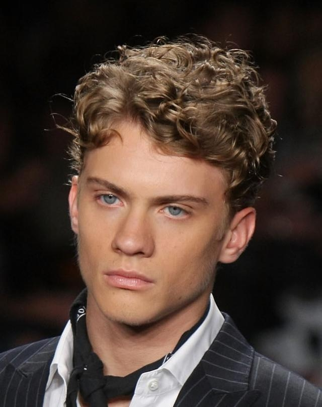 Curly Hairstyles For Teen Guys 18 Popular Styles This Year Regarding Curly Short Hairstyles For Guys (View 9 of 15)
