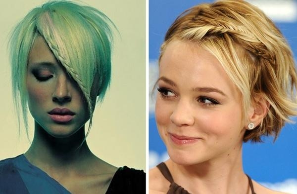 Cute Hairstyles For Short Hair | Aelida Throughout Cute Hairstyles For Really Short Hair (View 9 of 15)