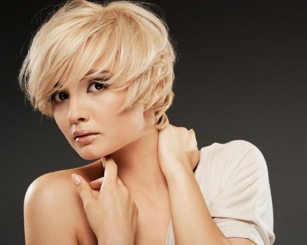 Cute Hairstyles For Short Hair – Cute Short Hairstyle Ideas For Women Inside Cute Hair Styles With Short Hair (View 12 of 15)