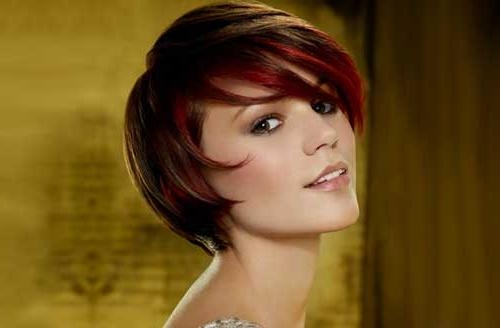 Cute Short Haircuts For Women 2012  2013 | Short Hairstyles 2016 Within Short Hairstyles For Brunette Women (View 12 of 15)