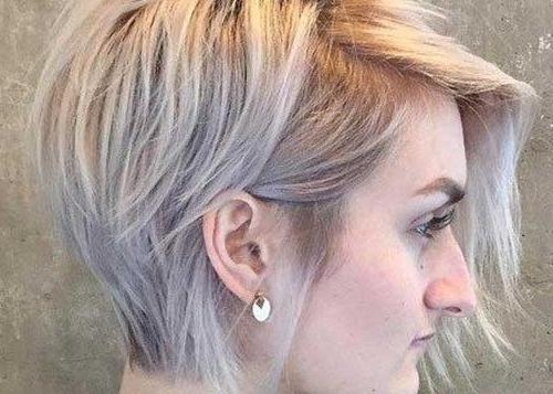 Cute Short Haircuts | Short Hairstyles 2016 – 2017 | Most Popular Pertaining To Really Cute Hairstyles For Short Hair (View 13 of 15)