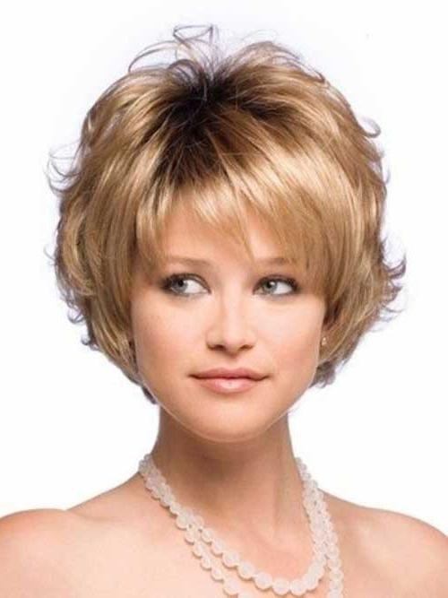 Cute Short Hairstyles 2014 – 2015 | Short Hairstyles 2016 – 2017 Within Cute Short Hairstyles For Fine Hair (View 12 of 15)