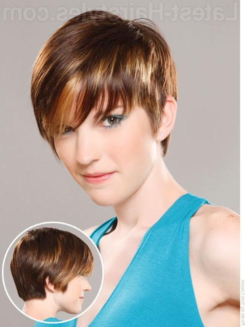 Easy And Quick Hairstyles For Short Hair Archives – Best Haircut Style In Really Cute Hairstyles For Short Hair (View 14 of 15)