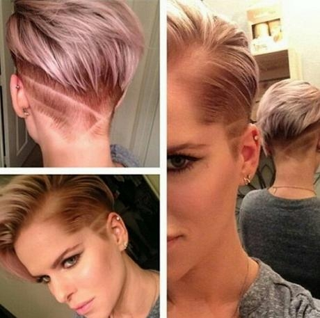 Edgy Short Haircuts – Hairstyles For Woman For Edgy Short Haircuts (Gallery 13 of 15)