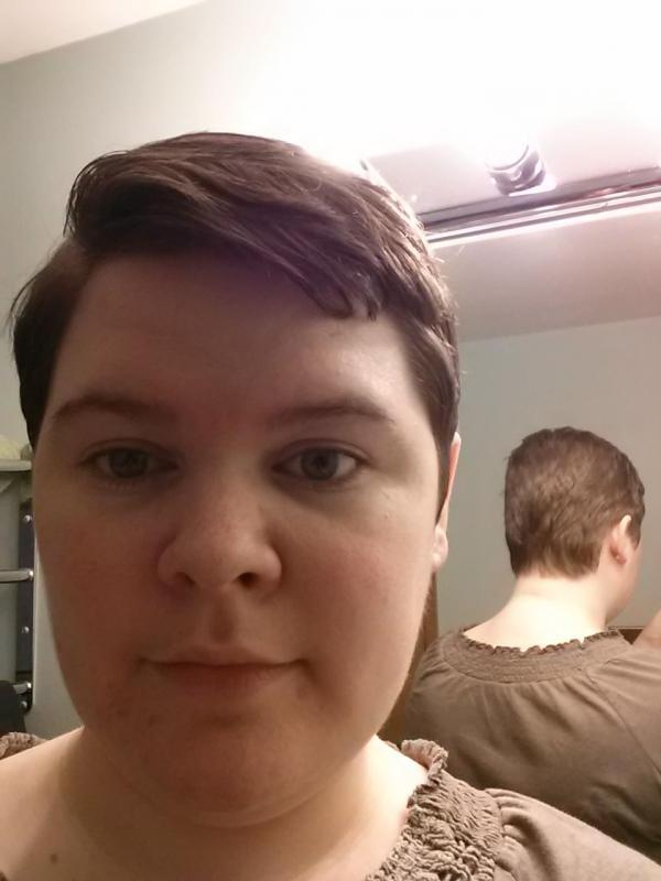 Fat Girls + Short Hair = Yes! Regarding Fat Short Hair (View 6 of 15)