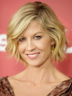 Photo Gallery Of Medium Short Haircuts For Thick Wavy Hair Viewing