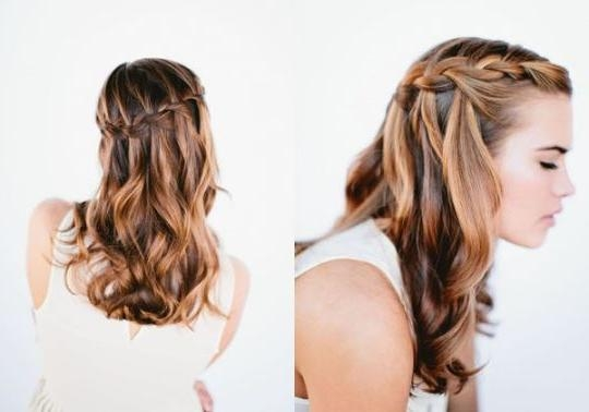 Hairstyle For Party Picture Ideas | Hairjos Throughout Short Hairstyles For Cocktail Party (View 10 of 15)