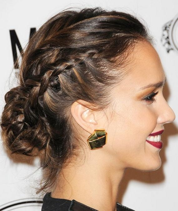 Hairstyles For A Wedding Guest – Stylish Eve Throughout Wedding Guest Hairstyles For Short Hair (View 10 of 15)