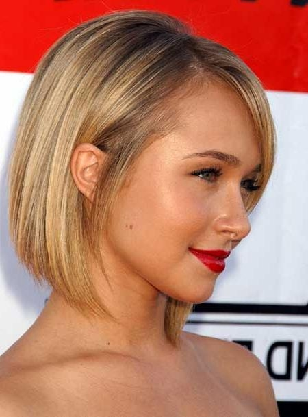Hairstyles For Fine Hair With Regard To Semi Short Layered Haircuts (View 10 of 15)