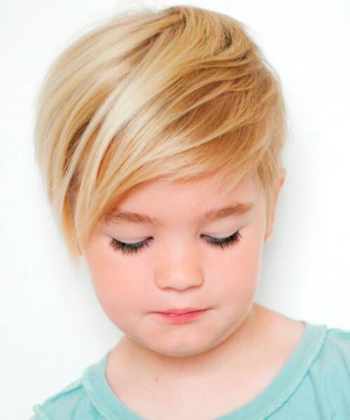 Hairstyles For Short Hair, Male And Female With Regard To Little Girl Short Hairstyles Pictures (View 13 of 15)