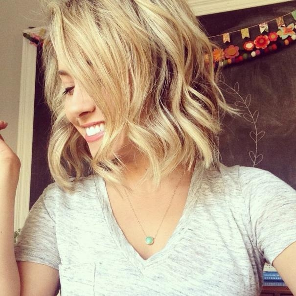 How To Beach Waves For Short Hair Style Little Miss Momma Within