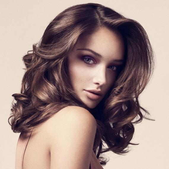 How To Blow Dry Curls Hair To Make It Straight And Sleek With Regard To Blow Dry Short Curly Hair (View 11 of 15)