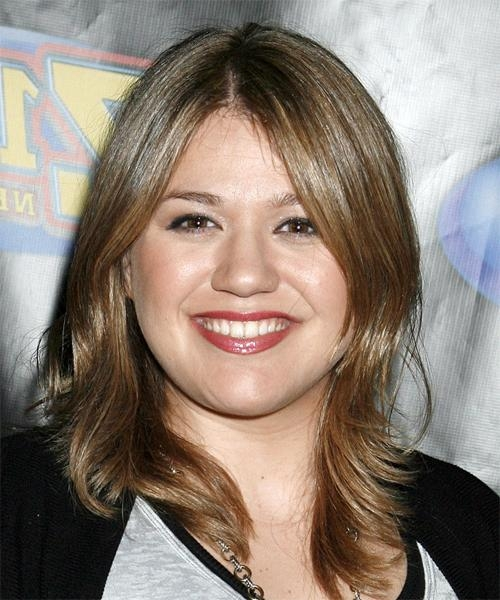 Kelly Clarkson Hairstyles For 2017 | Celebrity Hairstyles With Regard To Kelly Clarkson Hairstyles Short (Gallery 14 of 15)