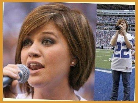 Kelly Clarkson Short Hair Pertaining To Head | Hairstyles Pictures With Regard To Kelly Clarkson Hairstyles Short (Gallery 13 of 15)