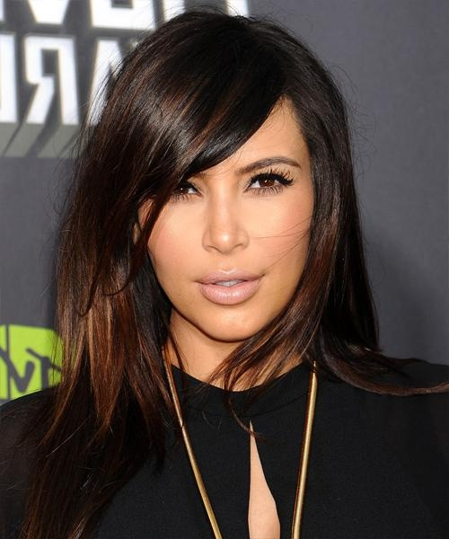 Kim Kardashian Hairstyles For 2017 | Celebrity Hairstyles With Regard To Kim Kardashian Short Hairstyles (View 5 of 15)