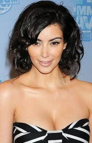 Kim Kardashian's Short Hairstyle | Last Hair Models , Hair Styles With Regard To Kim Kardashian Short Hairstyles (View 11 of 15)