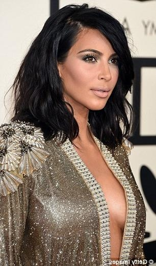 Kim Kardashian's Stylist On How Her Haircut Was Inspiredkate With Regard To Kim Kardashian Short Hairstyles (View 12 of 15)
