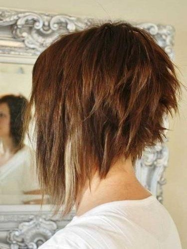 Latest 50 Haircuts Short In Back Longer In Front – Hairstyles For Pertaining To Short In Back Long In Front (View 10 of 15)