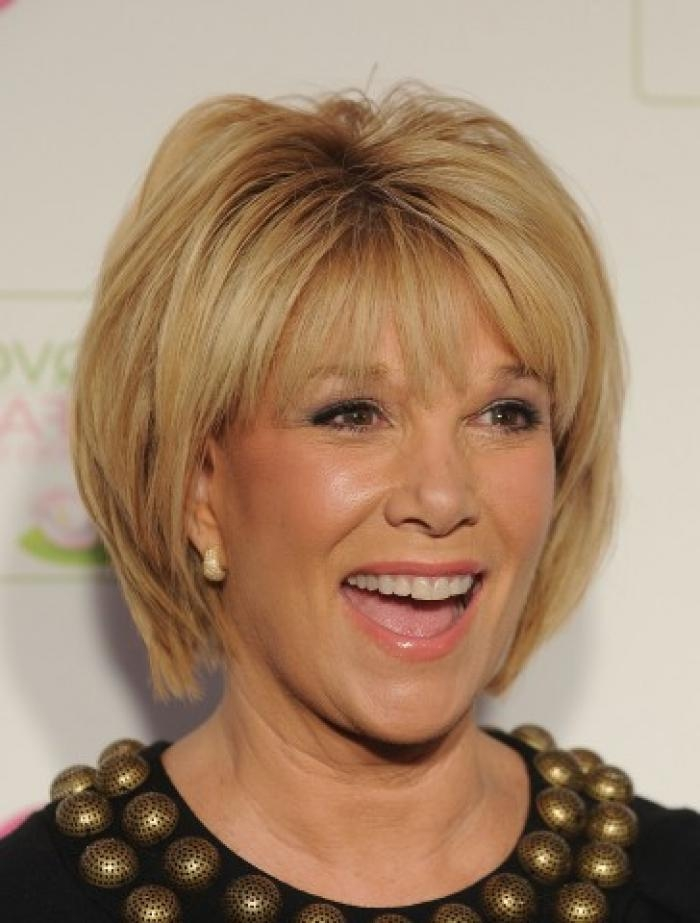 Latest Short Haircuts For Women Over 50 Throughout Short Hair For Over 50s (View 11 of 15)