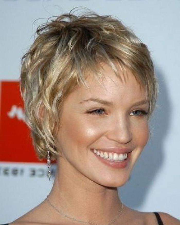 Latest Short Haircuts For Women Over 50 Within 50s Gallery 8