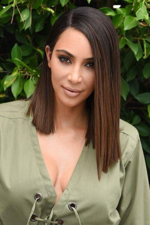 Layal Abboud | Layal Abboud | Pinterest | Singers And Nice Within Kim Kardashian Short Hairstyles (View 13 of 15)