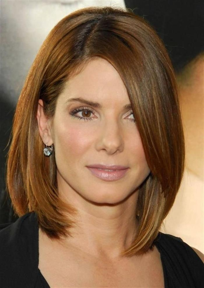 Medium Bob Hairstyles For Thick Hair 2017 – Hairstyles Magazine With Regard To Short Medium Haircuts For Thick Hair (View 13 of 15)