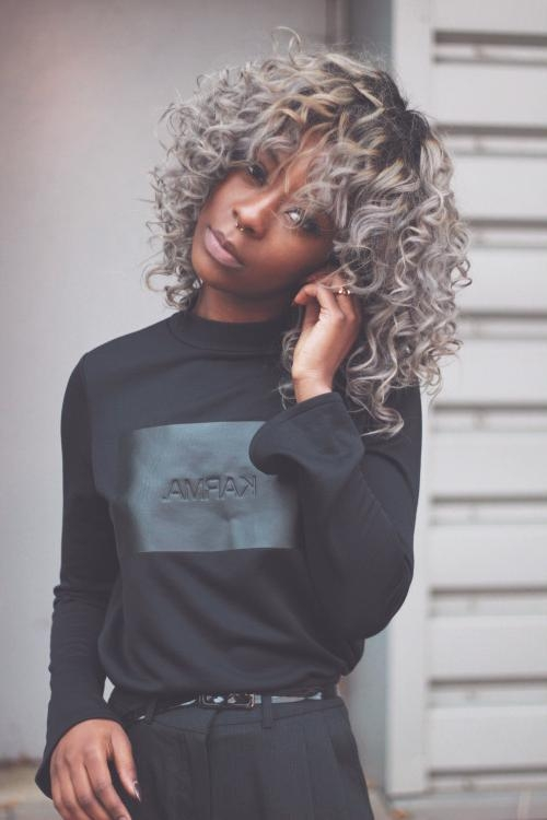 Medium Curly Hair Styles | Tumblr Inside Short Curly Haircuts Tumblr (View 11 of 15)
