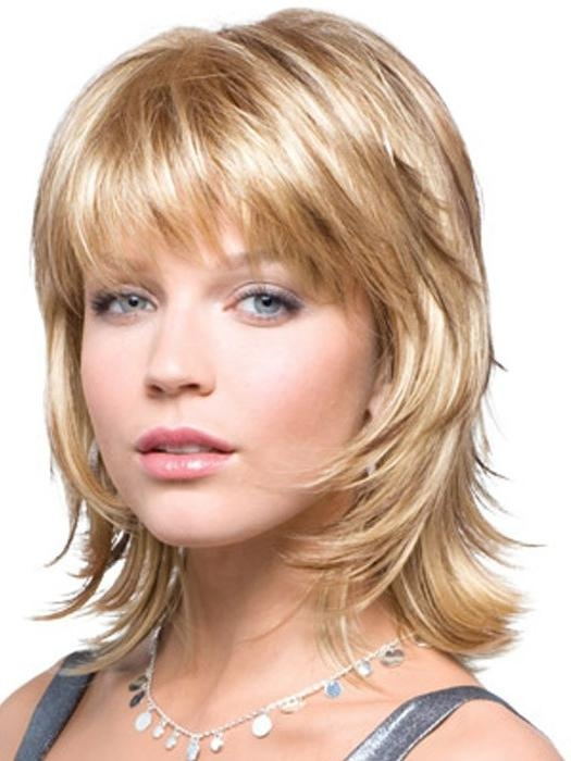 Medium Shag Hair Styles – Dani Ardi Regarding Short Medium Shaggy Hairstyles (View 13 of 15)