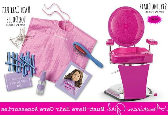 One Savvy Mom ™ | Nyc Area Mom Blog: Become An Instant Stylist Throughout Cute American Girl Doll Hairstyles For Short Hair (Gallery 13 of 182)