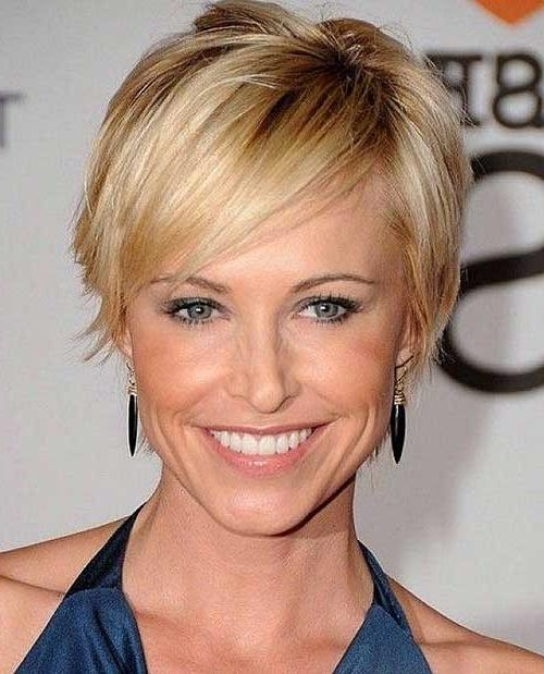 Pixie Haircuts For Fine Hair | Short Hairstyles 2016 – 2017 | Most With Regard To Short Hairstyles With Bangs For Fine Hair (View 13 of 15)