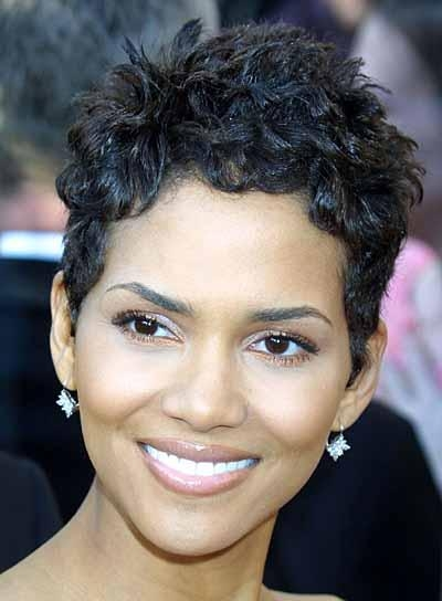 Featured Photo of Short Black Hairstyles For Oval Faces