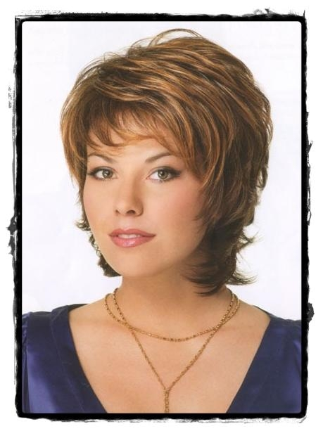 Short Bob Hairstyles For Fine Wavy Hair – Dhairstyles Within Short Hairstyles For Wavy Fine Hair (View 13 of 15)