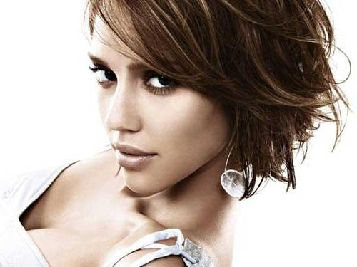 Featured Photo of Short Hairstyles For Brunette Women