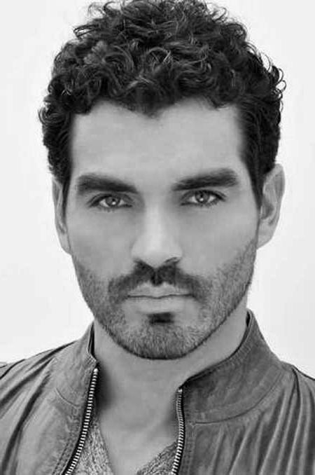 Short Curly Hair For Men – 50 Dapper Hairstyles Regarding Curly Short Hairstyles For Guys (View 12 of 15)