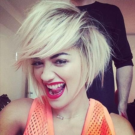 Short Cute Hairstyles 2014 | Short Hairstyles 2016 – 2017 | Most Inside Edgy Short Bob Haircuts (View 11 of 15)