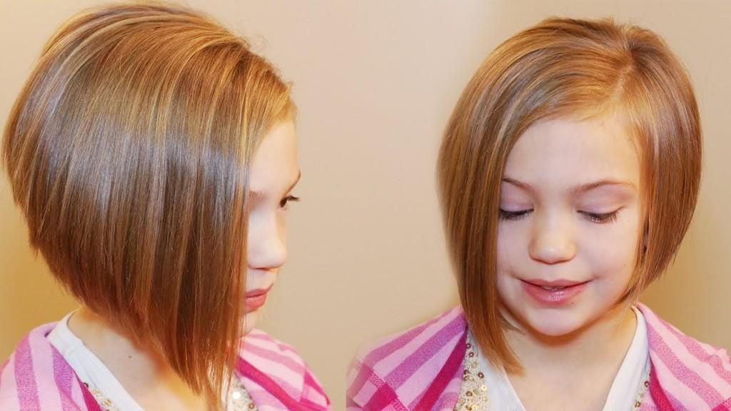 Short Haircuts For Little Girls Under | Medium Hair Styles Ideas In Little Girl Short Hairstyles Pictures (View 14 of 15)