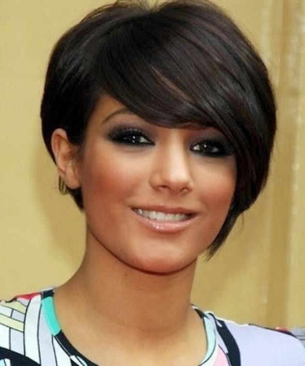 Short Haircuts For Women For Round And Oval Face | Hairjos With Regard To Short Hairstyles For Women With Oval Face (View 6 of 15)